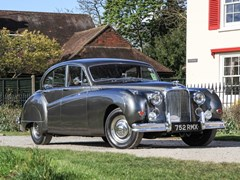 Navigate to Lot 188 - 1958 Jaguar Mk. VIII Saloon