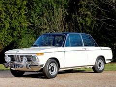 Navigate to Lot 209 - 1972 BMW 2002 E10 Tii Evocation