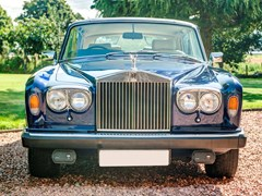 Navigate to Lot 153 - 1980 Rolls-Royce Silver Wraith II
