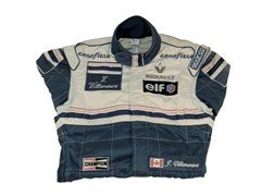 Navigate to Jaques Villeneuve race suit