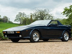 Navigate to Lot 221 - 1990 TVR 400 SE