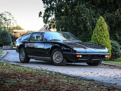 Navigate to Lot 303 - 1972 Maserati Indy 2+2 4900 Coupé by Carrozzeria Vignale