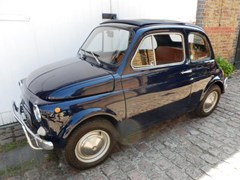 Navigate to Lot 409 - 1970 Fiat 500 Lusso