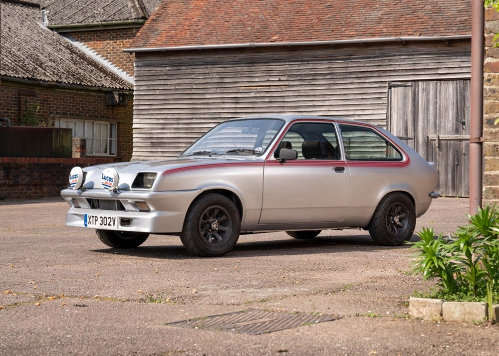 Lot 151 - 1979 Vauxhall Chevette HS