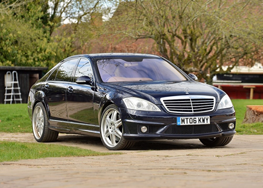 Lot 270 - 2006 Mercedes-Benz S65 AMG V12 Twin Turbo *WITHDRAWN*