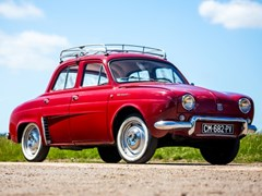 Navigate to Lot 203 - 1962 Renault Dauphine