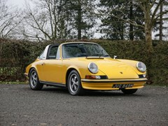 Navigate to Lot 273 - 1973 Porsche 911 T Targa