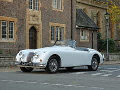 Navigate to Lot 323 - 1959 Jaguar XK150 Roadster (3.4 litre)