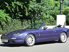 Navigate to Lot 269 - 1997 Aston Martin DB7 Volante