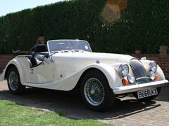 Navigate to Lot 126 - 1985 Morgan 4/4