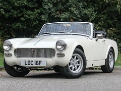 Navigate to Lot 124 - 1967 MG Midget Fast Road