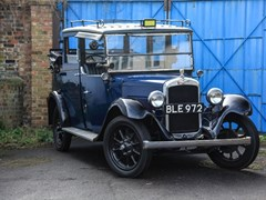 Navigate to Lot 198 - 1934 Austin Heavy 12/4 Low Loader London Taxi