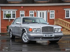 Navigate to Lot 228 - 1998 Bentley Brooklands R Mulliner