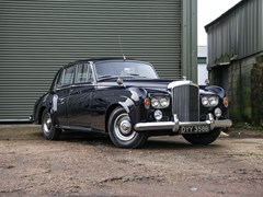 Navigate to Lot 172 - 1962 Bentley S3