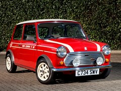 Navigate to Lot 253 - 1986 Austin Mini Mayfair (John Cooper Prototype)
