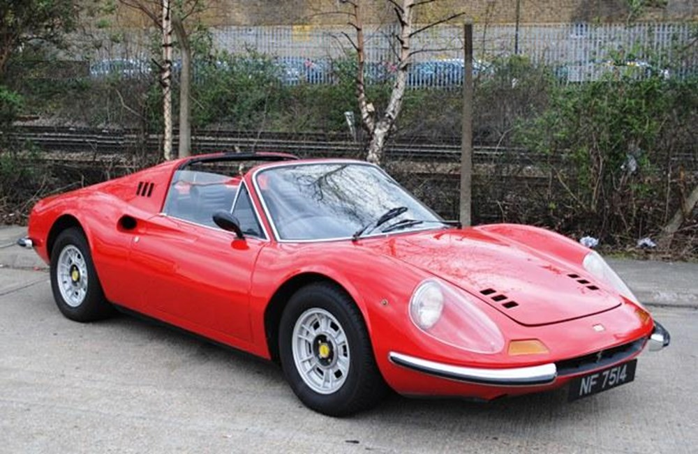1972 Ferrari 246GTS Dino