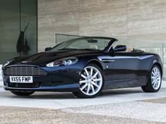 Navigate to Lot 209 - 2006 Aston Martin DB9 Volante