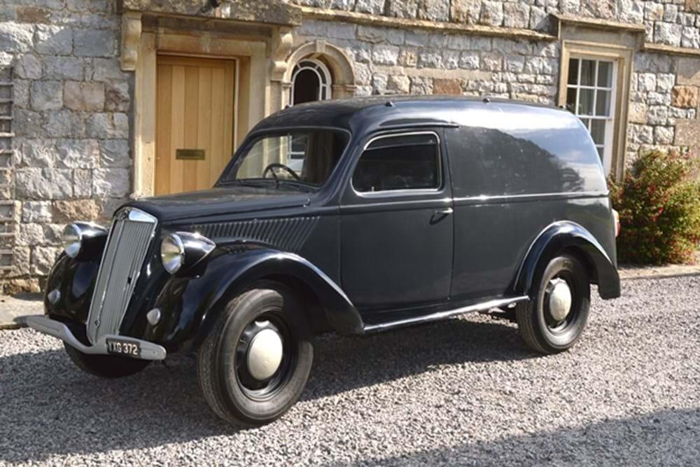 REF 90 1947 Lancia Furgoncino