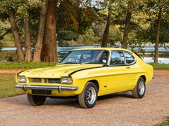 Navigate to Lot 232 - 1971 Ford Capri Mk. I (1.6 litre)