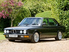 Navigate to Lot 222 - 1985 BMW Alpina B10 (E28)