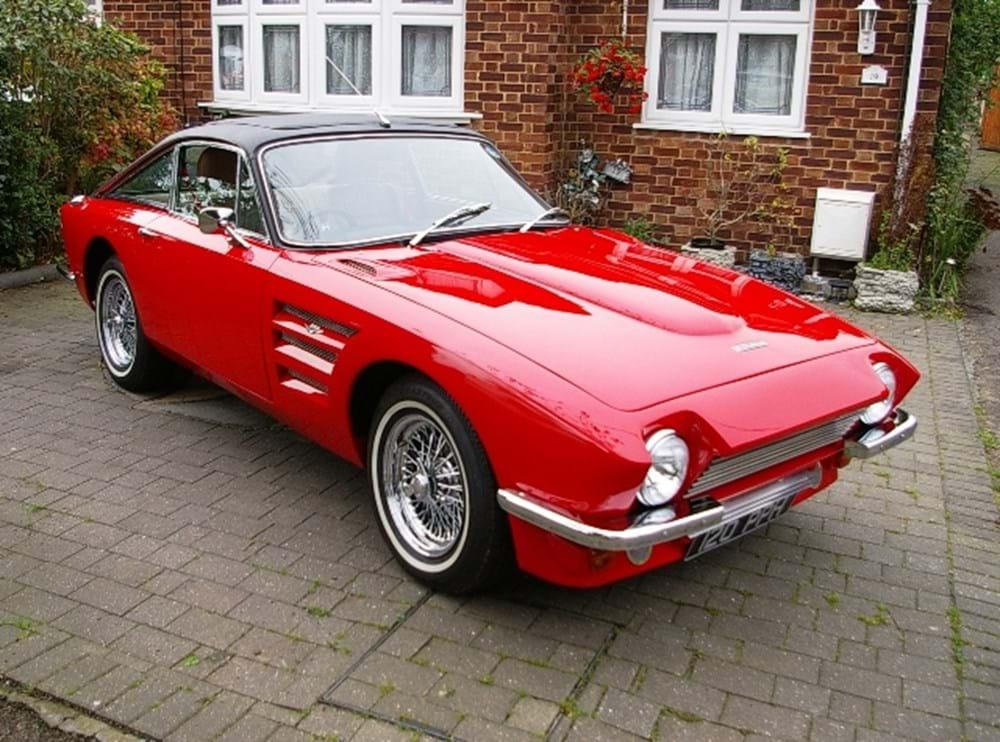 Classic Car Sales Online Uk
