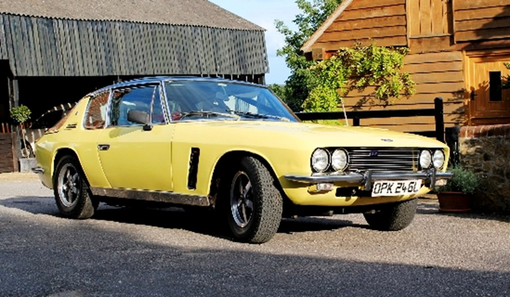 Lot 211 - 1973 Jensen Interceptor SP