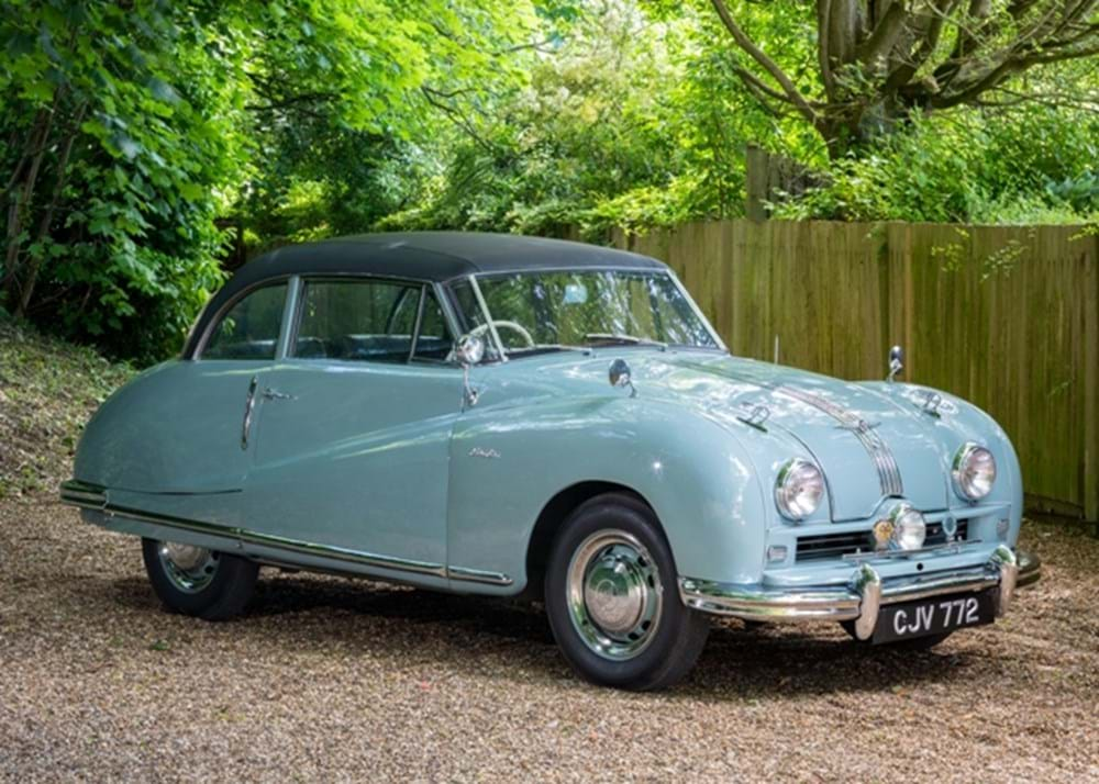 Lot 143 - 1952 Austin A90 Atlantic
