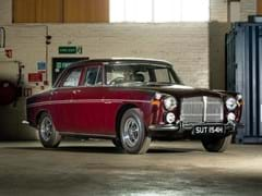 Navigate to Lot 132 - 1969 Rover P5B Saloon