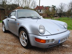 Navigate to Lot 353 - 1991 Porsche 964 Turbo