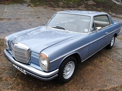 Navigate to Lot 127 - 1972 Mercedes-Benz 250 CE
