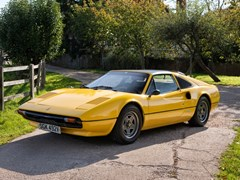 Navigate to Lot 250 - 1980 Ferrari 308 GTSi
