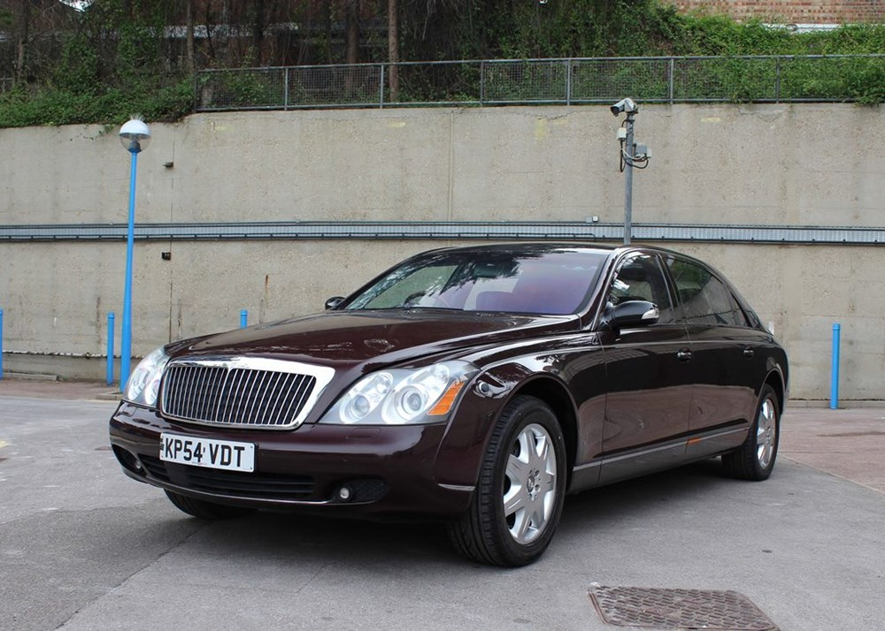 Lot 220 - 2004 Maybach 62