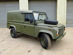 Navigate to Lot 362 - 1986 Land Rover 110 Defender 'Tithonus'