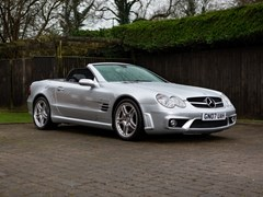 Navigate to Lot 151 - 2007 Mercedes-Benz SL55 AMG F1