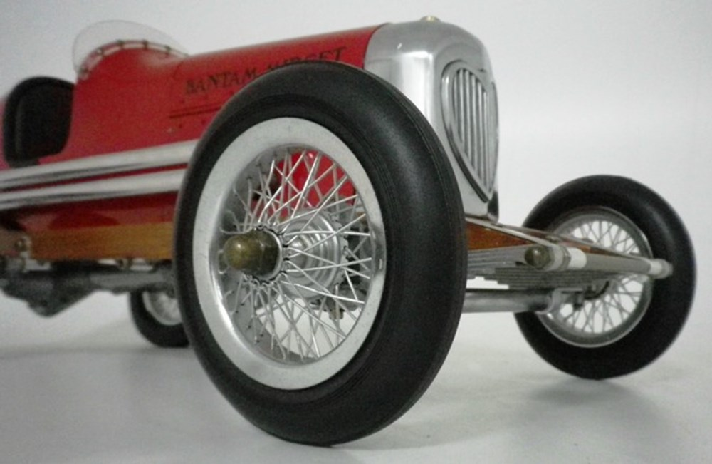 Lot 066 - Bantam Race Car Model