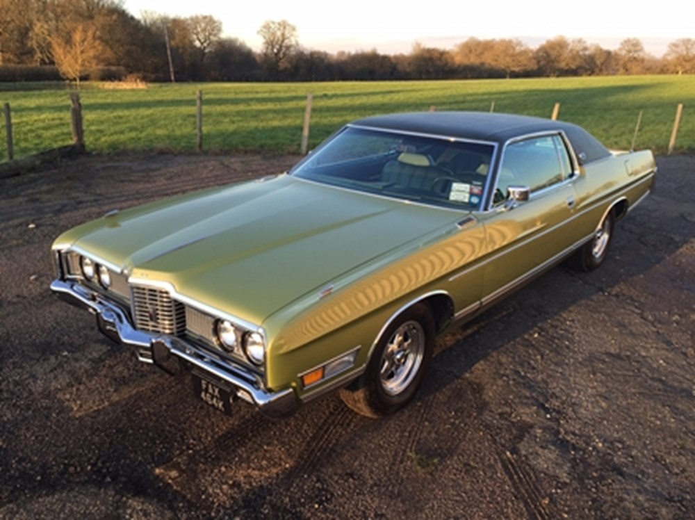Lot 209 - 1972 Ford Galaxie LTD
