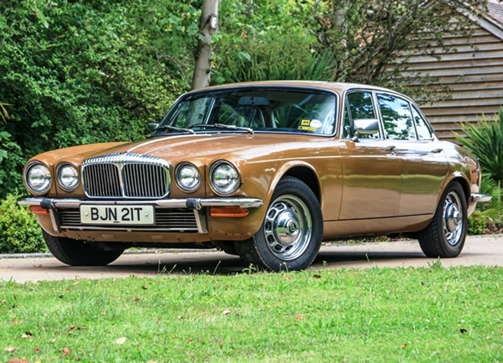 Lot 339 - 1978 Daimler Sovereign Series II (4.2 litre)