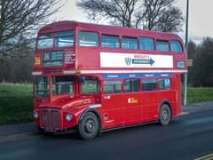 Navigate to Lot 269 - 1961 AEC Routemaster Bus