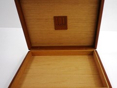 Navigate to Maybach Dunhill cigar box