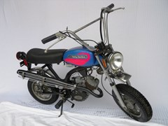 "Navigate to Lot 265 - 1972 Harley-Davidson MC-65 ""Shortster"""