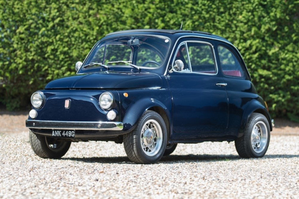 Lot 190 - 1969 Fiat 500L Abarth Recreation