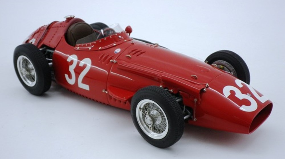 Lot 50 - Maserati 250F by CMC Models.