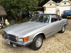 Navigate to Lot 221 - 1973 Mercedes-Benz 450SL Roadster