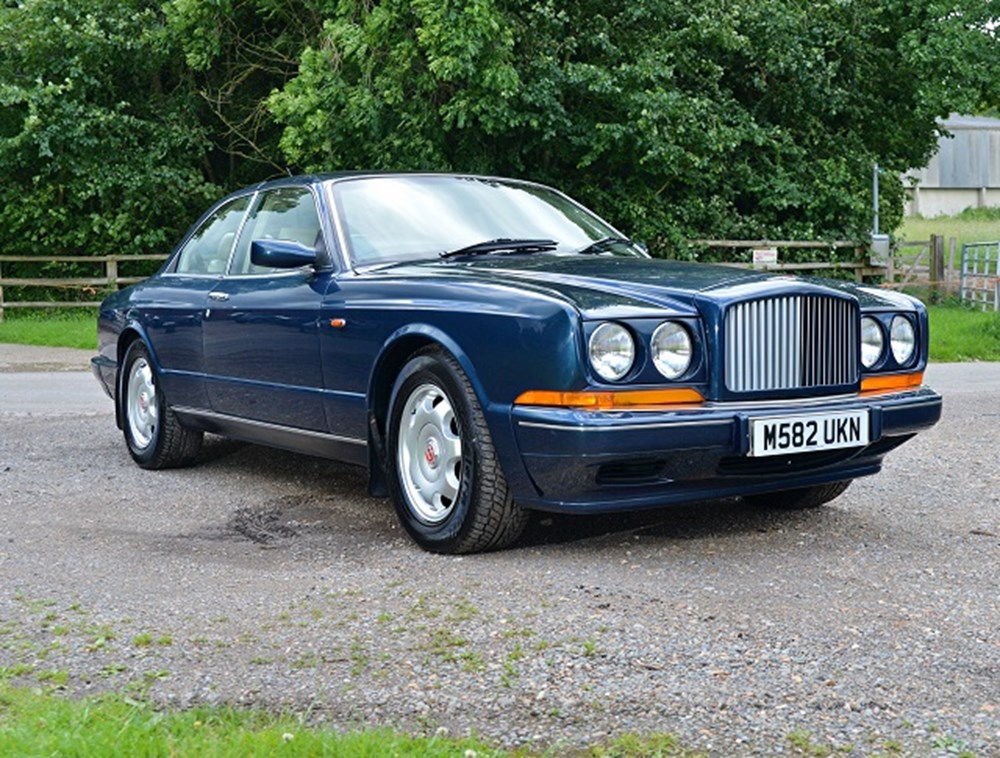 Lot 134 - 1994 Bentley Continental R