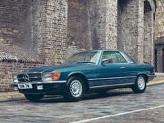 Navigate to Lot 122 - 1980 Mercedes-Benz 450 SLC