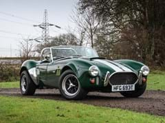 Navigate to Lot 116 - 1978 AC Cobra by Pilgrim
