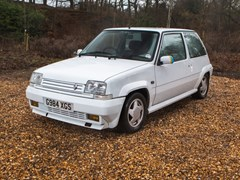 Navigate to Lot 268 - 1990 Renault 5 Turbo