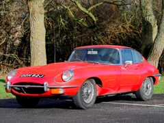 Navigate to Lot 192 - 1970 Jaguar E-Type Series II Fixedhead Coupé