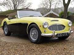Navigate to Lot 179 - 1957 Austin-Healey BN4