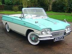 Navigate to Lot 173 - 1962 Ford Consul Capri Convertible